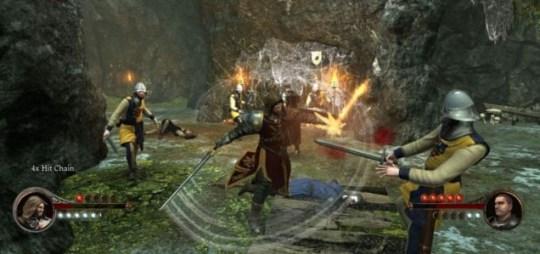 The First Templar (360) – dungeons & dogmas