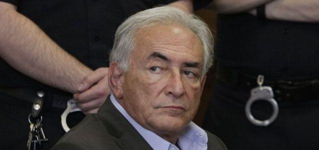 Dominique Strauss-Kahn sex case