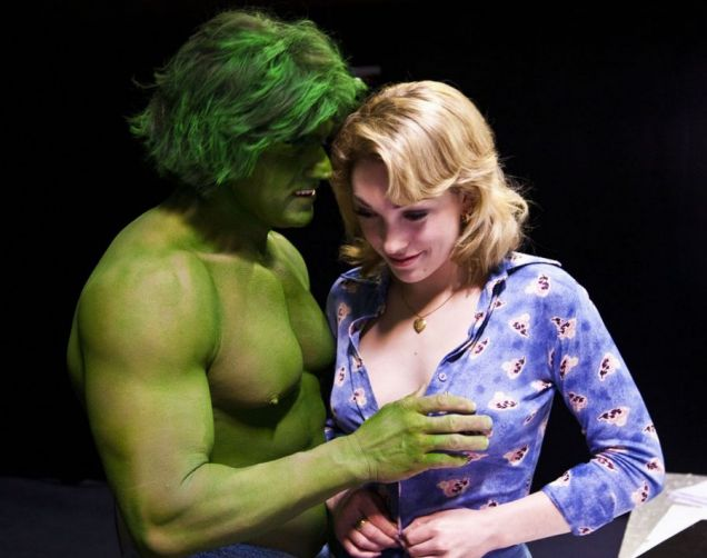 The Incredible Hulk porn film