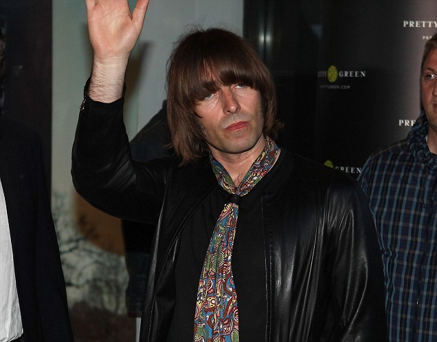 Liam Gallagher wants Johnny Depp in film