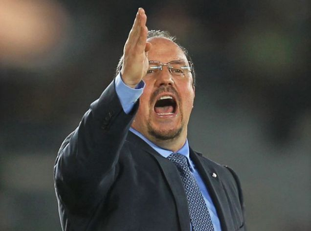 Rafael Benitez, Guus Hiddink