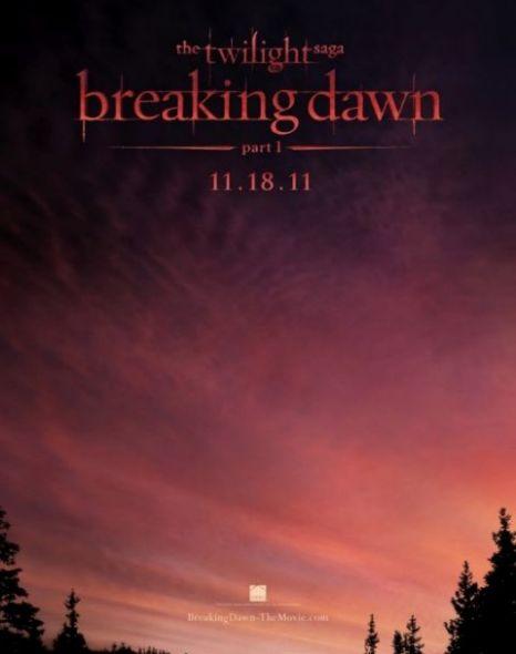 Twilight Saga: Breaking Dawn poster