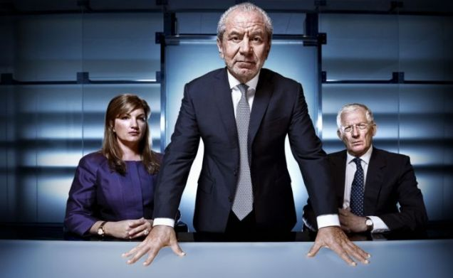 The Apprentice, Lord Sugar
