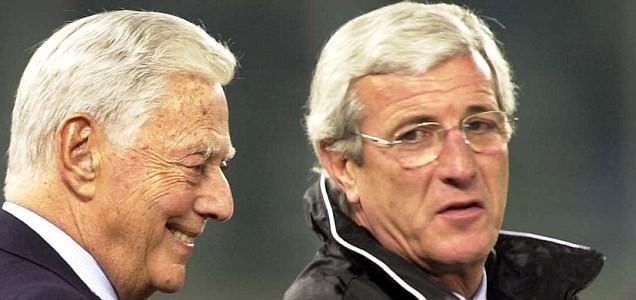 Juventus coach Marcello Lippi