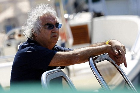 Flavio Briatore wants to turn QPR into a 'boutique' football club
