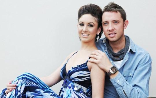 Lauren Abbott and Jordan Willliams Mr Coventry Miss Coventry