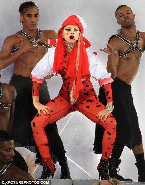Lady Gaga, Born This Way,