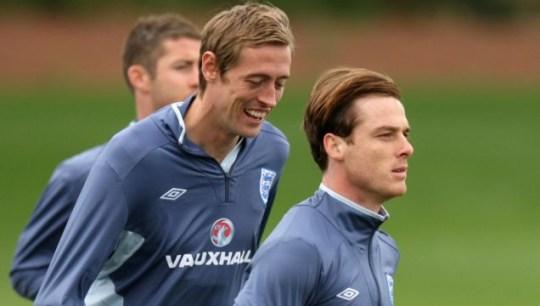 Scott Parker, Euro 2012