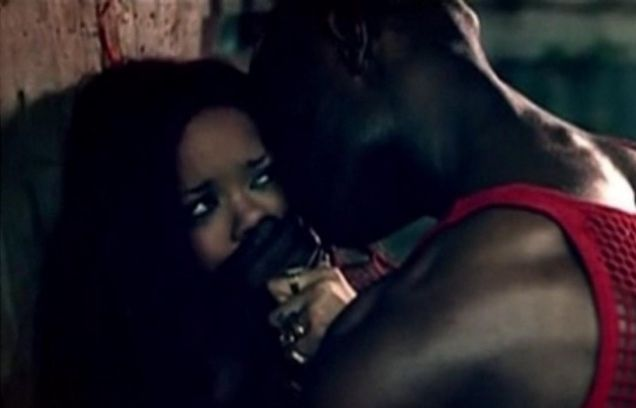 Rihanna, Man Down video