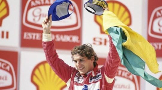 Ayrton Senna, Alain Prost, F1