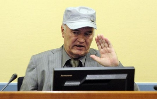 Ratko Mladic, International Criminal Tribunal for the Former Yugoslavia