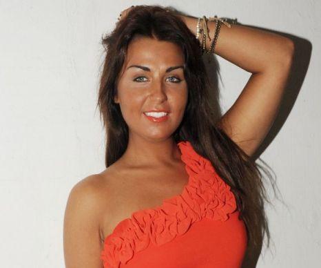 Jenny Thompson arrested, Wayne Rooney prostitute, drugs raid