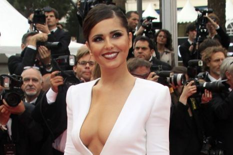 Cheryl Cole, Cannes film festival