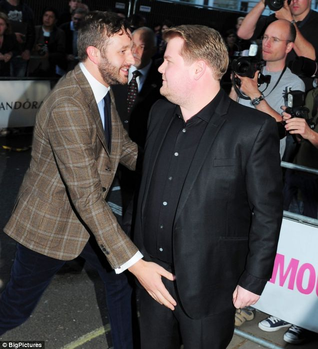 James Corden Chris O'Dowd
