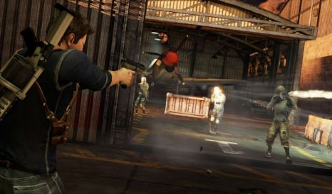 Uncharted 3: Drake's Deception - the PlayStation 3's big hitter