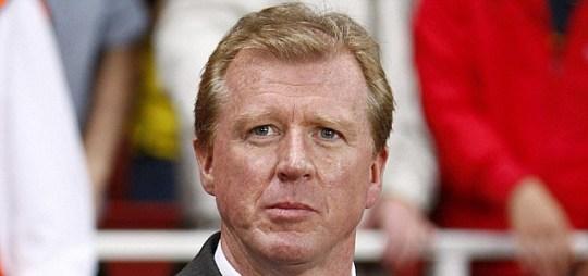 Steve McClaren is new Nottingham Forest manager