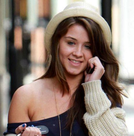 Brooke Vincent Ellie-Louis Leach Coronation Street
