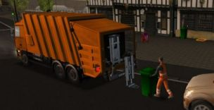 Garbage Truck Simulator 2011: just imagine what could have been