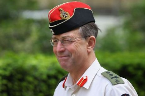 Libya, Gen Sir David Richards