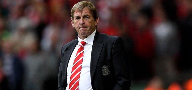 Kenny Dalglish Liverpool Premier League fixture list 2011/12