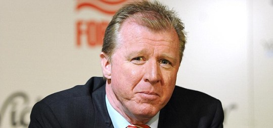 Nottingham Forest's new manager Steve McClaren