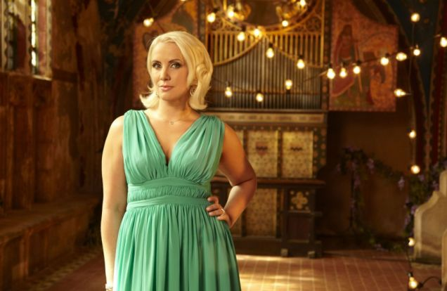 Popstar to Operastar's Claire Richards