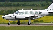 Piper aircraft James and Jaqueline Balmer crash Monaco French Riviera