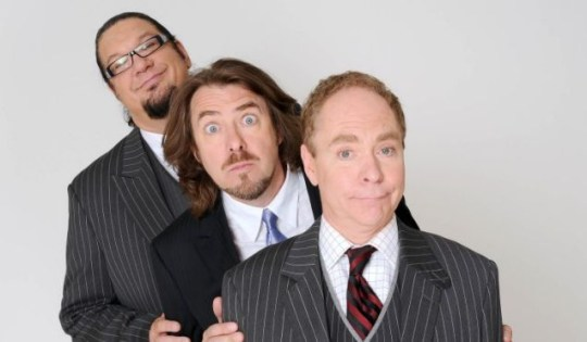 Penn & Teller: Fool Us was very nearly the perfect magc show