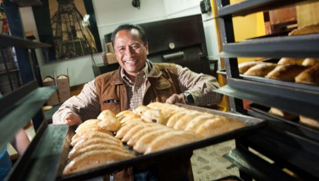 Mexican town mad for Cornish pasties and has its own pasty festival