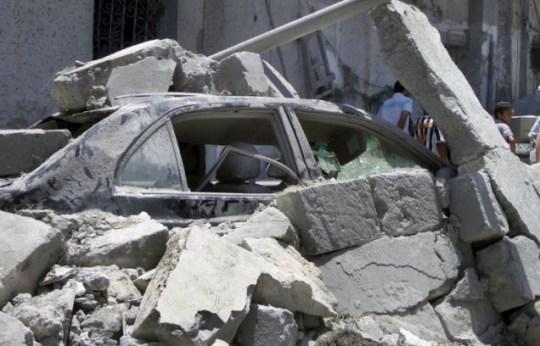 Nato airstrike