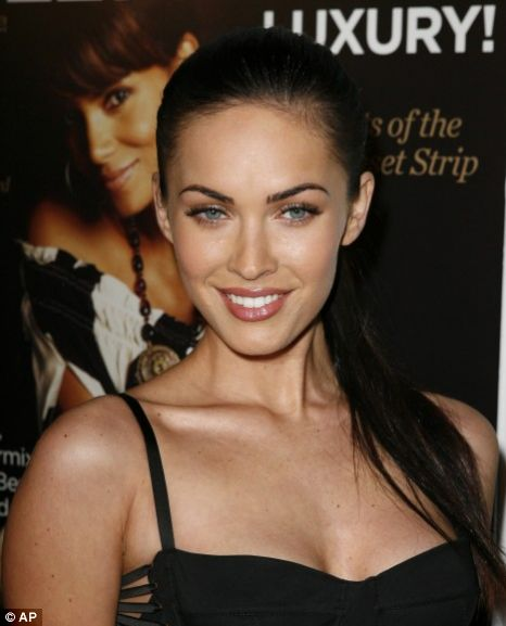 Megan Fox 'fired from Transformers 3 by Spielberg' after ...