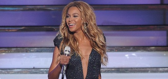 Beyonce Knowles will be performing at Glastonbury festival this weekend