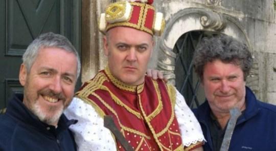 Three Men Go To Venice