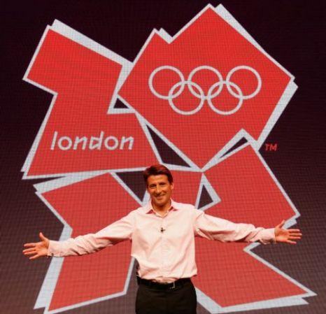 Lord Sebastian Coe, London 2012 Olympics