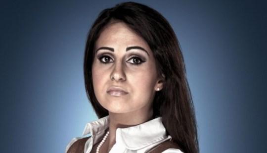 Melody Hossaini has impressed Lord Sugar so far