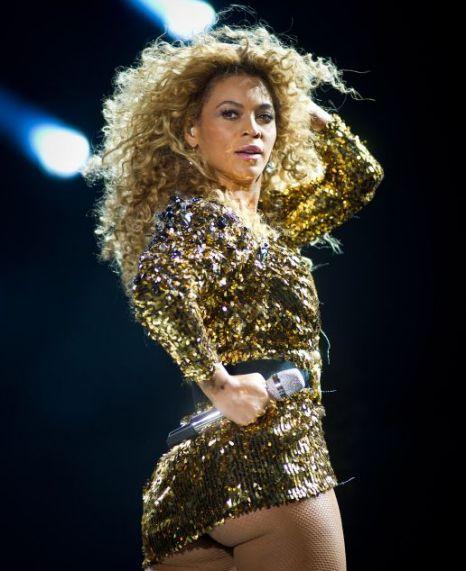 Beyoncé, Glastonbury Festival 2011