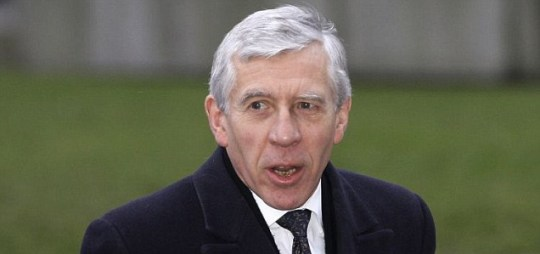 Labour MP Jack Straw wants a ban on referral fees