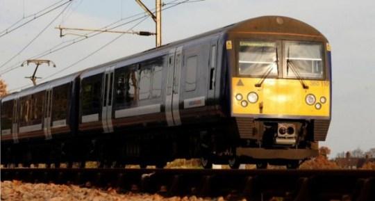 Trains cancelled heat