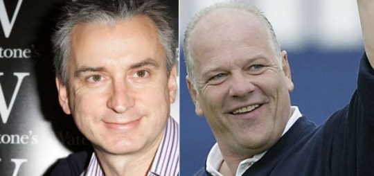 Alan Smith will replace Andy Gray as a commentator in this year's FIFA 12 (WireImage/Getty)