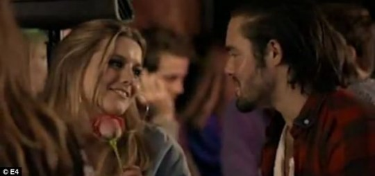 Caggie and Spencer, made in chelsea