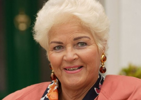 Pam St Clement will give up her role as Pat Evans later this year