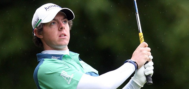 US Open champion Rory McIlroy