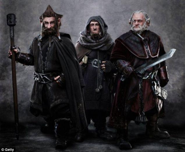 The Hobbit, Nori, Ori, Dori