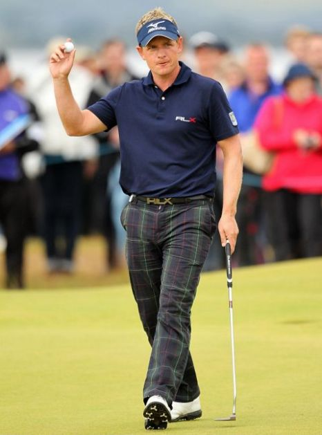 Luke Donald, Scottish Open