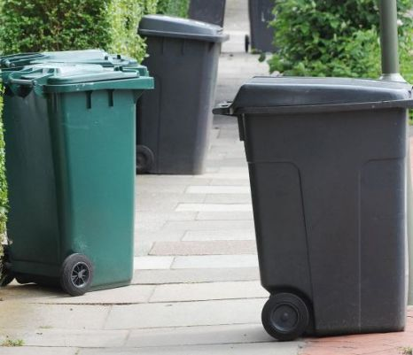 700 households will lose the council's rubbish collection service