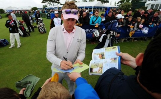 The Open, Ian Poulter