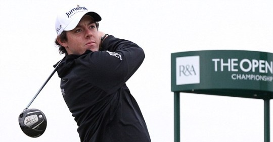 Rory McIlroy, The Open
