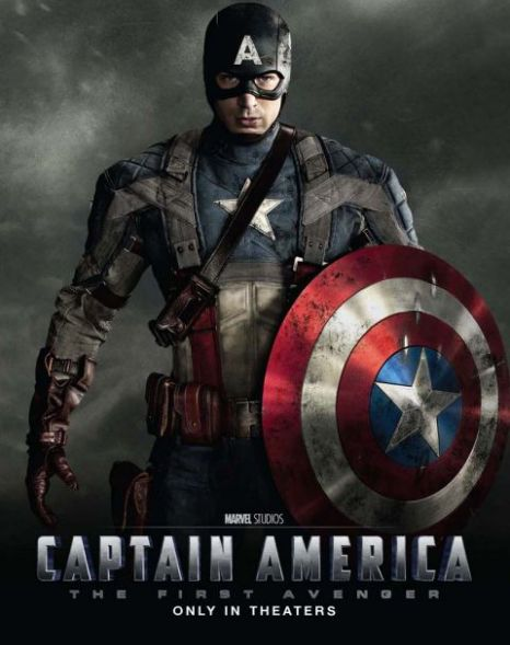 Captain America: The First Avenger clips