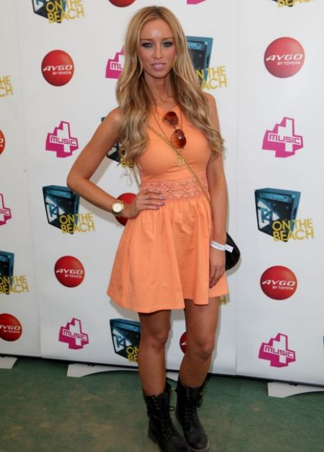 Lauren Pope split from Kirk Norcross The Only Way Is Essex moving on new love interest