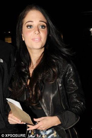 X factor Tulisa was mobbed at the Liverpool auditions